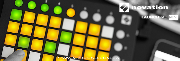 Обзор на Novation Launchpad Mini (MK2)
