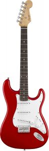 Электрогитара Squier by Fender MM Stratocaster HT Red | MySound.com.ua